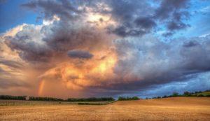 The thunderstorm Tez Goodyer